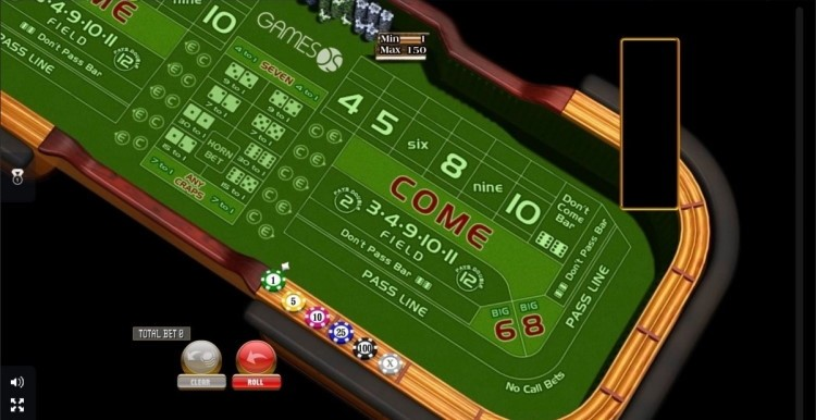 Play craps online: types and best slot examples